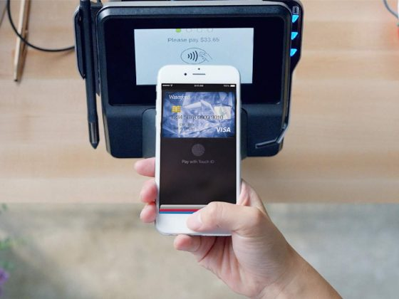 Digital Payment with apple pay