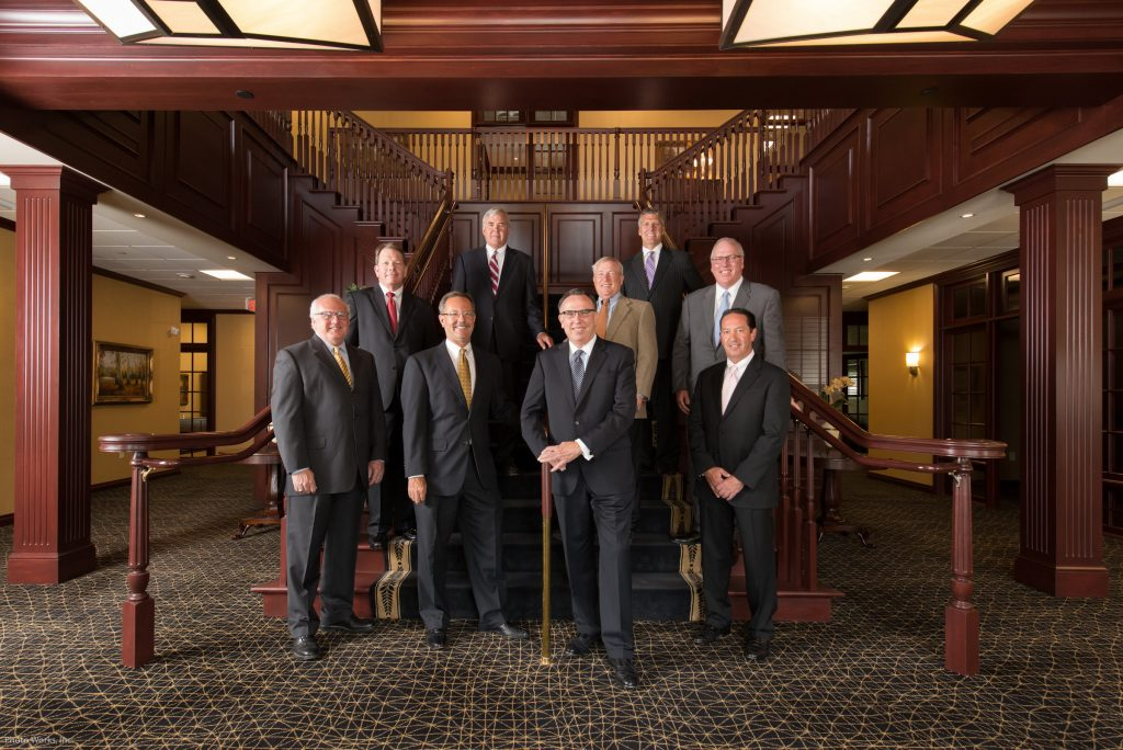 Waterford Bank board of directors